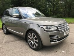 Unreserved Online Auction -  4x4`s