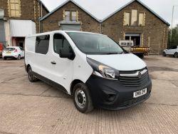Unreserved Online Auction - Cars, Vans & Commercials