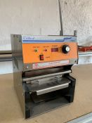 Colpac Colseal ST23 68&77mm Sandwich Sealer, 2014 / 2015, purchased new in 2020. Complete with