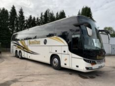 2015 (15) MAN 26.480 Beulas RR Series Mythos 68-seater Executive Coach, 322,185km, Date of