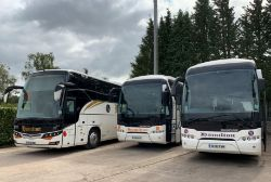 Unreserved Online Auction - 3no. Executive Coaches