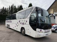 2016 P22 NEOPLAN TOURLINER 63 Executive Coach, 203,305km, Date of First Registration 13/04/2016, 0-