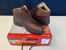 Chiruca Tour Lite Gore Tex Hiking Boots, Size: 44, RRP: £120.00