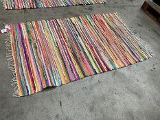 Multicoloured Interior Floor Rug 1000 x 1700mm