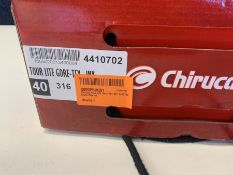 Chiruca Tour Lite Gore Tex Hiking Boots, Size: 40, RRP: £120.00