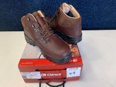 Chiruca Tour Lite Gore Tex Hiking Boots, Size: 41, RRP: £120.00