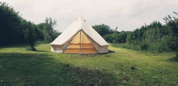 Tribal Camping 4m Bell Tent, Unused & In Original Packaging, RRP: £550.00, Please Note the Photo