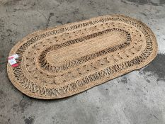 Woven Interior Floor Rug 1000 x 1800mm