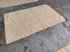 Beige Interior Floor Rug 1200 x 1800mm