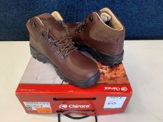 Chiruca Tour Lite Gore Tex Hiking Boots, Size: 43, RRP: £120.00