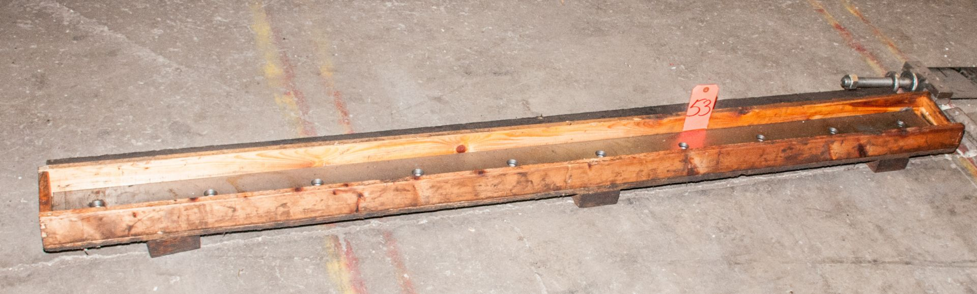 Extra Shear Blades (used) and Seperator guides for Lot 52
