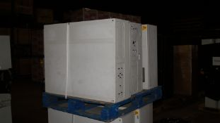 PALLET OF 6 EXTERNAL METAL ELECTRICAL ENCLOSURES - 1000MM X 800MM X 300MM- CONTENTS MAY VARY