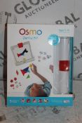 Boxed Osmo Genius Kit, Aged 5-12 Interactive Hand On Gaming Device Compatible for iPad, RRP£100.00