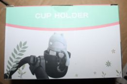 Lot to Contain 5 Boxed Brand New Rovtop Cup Holders Combined RRP £50