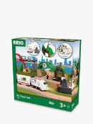 Boxed Brio World Remote Control Travel Set RRP £100 (RET00472280) (Public Viewing and Appraisals