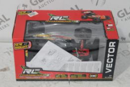Boxed New Bright Remote Control Chargers Radio Controlled Cars RRP £30 Each (4369392)(4408902) (