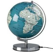 Boxed 6Inch Diameter Wild and Wolf Desk Globe RRP £50 (RET00146257) (Public Viewing and Appraisals