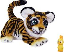 Boxed For Real Friends Tyler The Playful Tiger Interactive Children's Toy RRP £100 (RET00246723) (