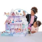 Boxed Lol Surprise Chalet Winter Disco Dolls House RRP £170 (4177921) (Public Viewing and Appraisals