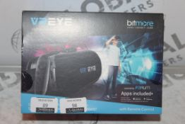 Boxed Brand New VRY-Eye Virtual Reality Headset RRP £70