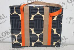 Orla Kiely Easy Clean Open Tote Bag RRP £125