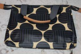 Orla Kiely Morello Lola Print Midi Cross Ladies Easy Clean Bag RRP £150