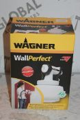 Boxed Wagner Wall Perfect Interior Wall Sprayer RRP £65