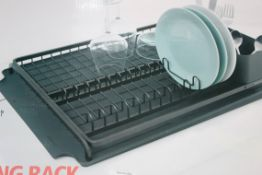 Boxed Brabantia Dish Rack RRP £45 (16253) (Public Viewing and Appraisals Available)
