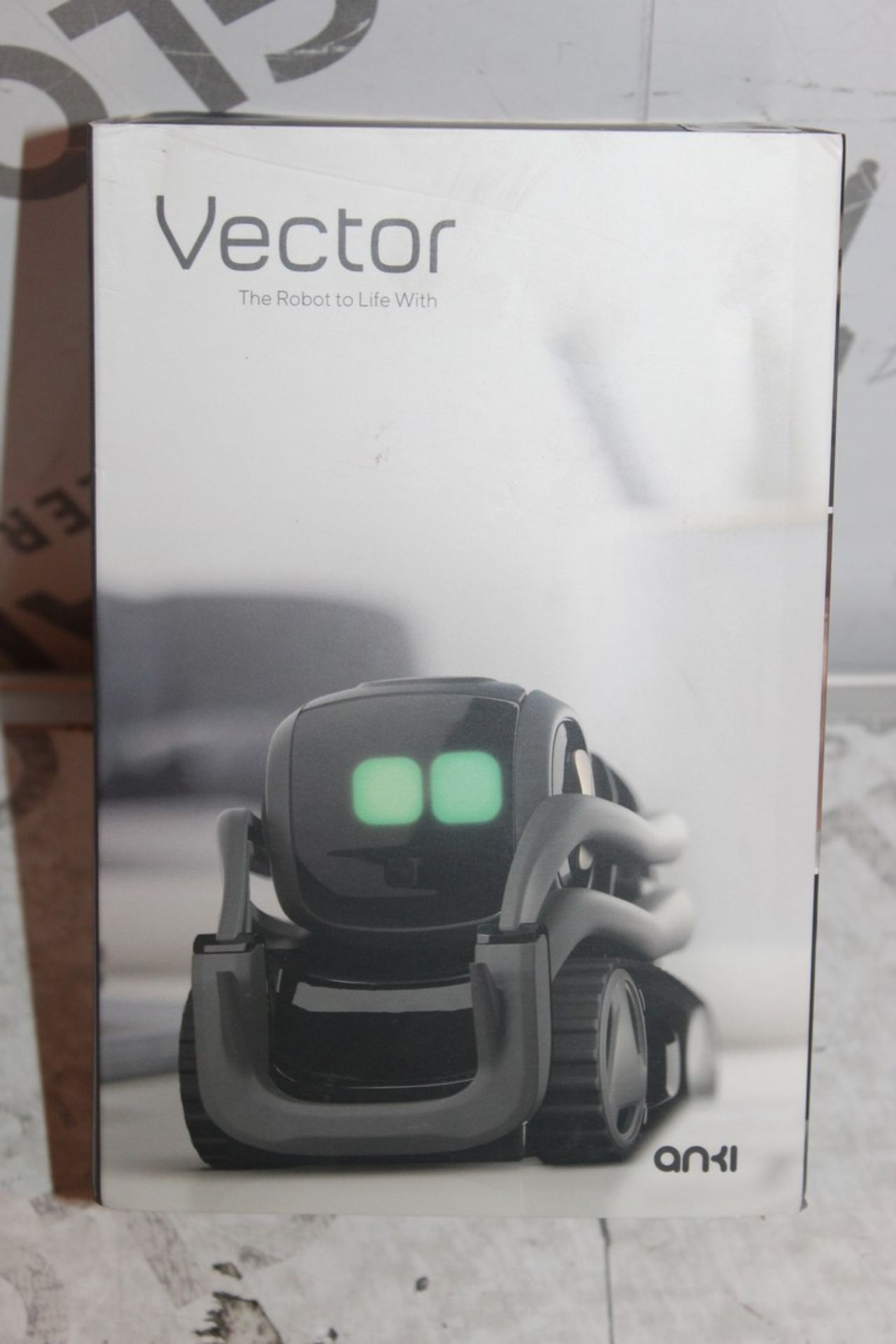 Lot 39 - Boxed ANKI VCTR, App Enabled Robotic Droid, RRP£250.00