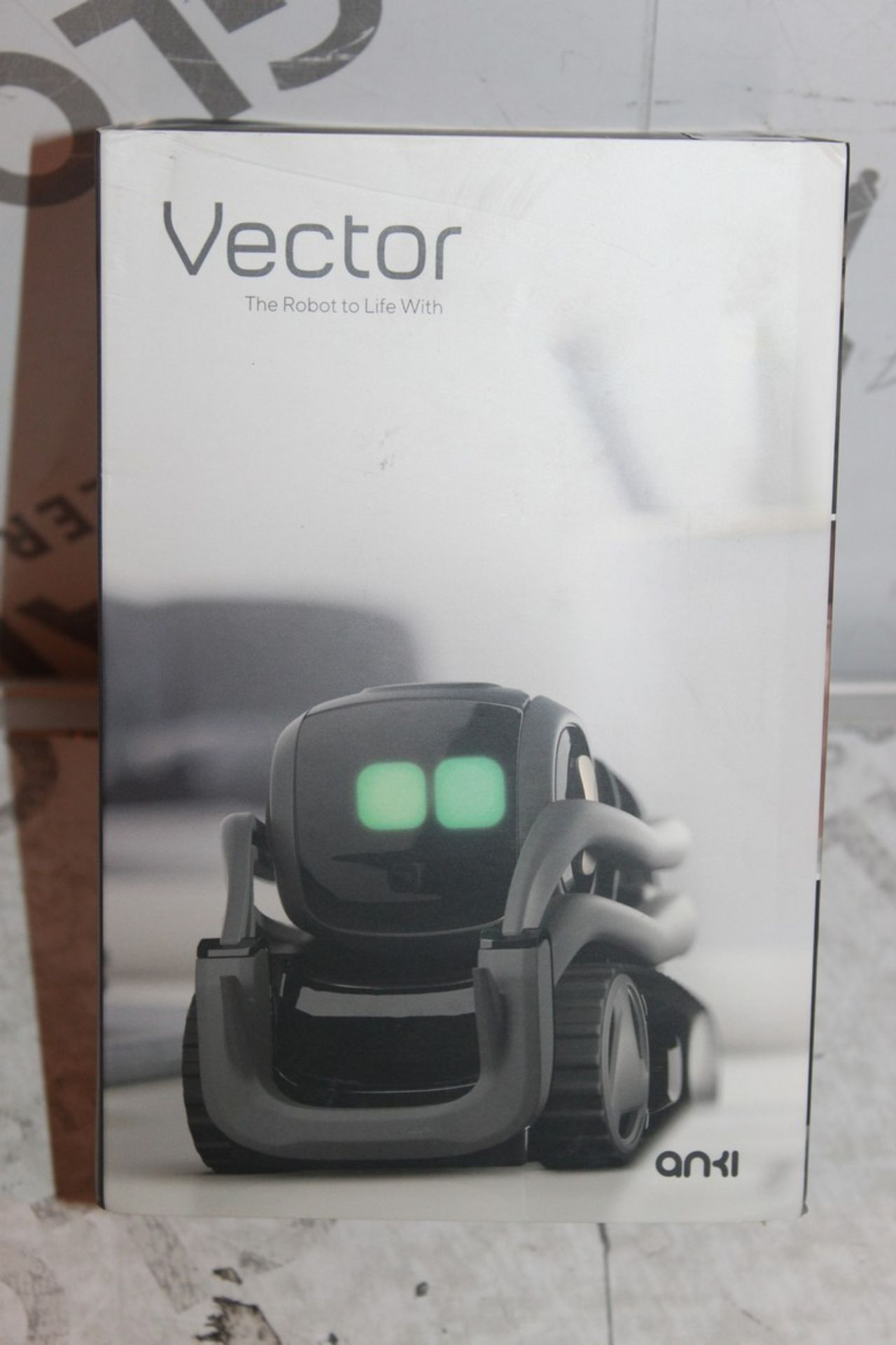 Lot 41 - Boxed ANKI VCTR, App Enabled Robotic Droid, RRP£250.00