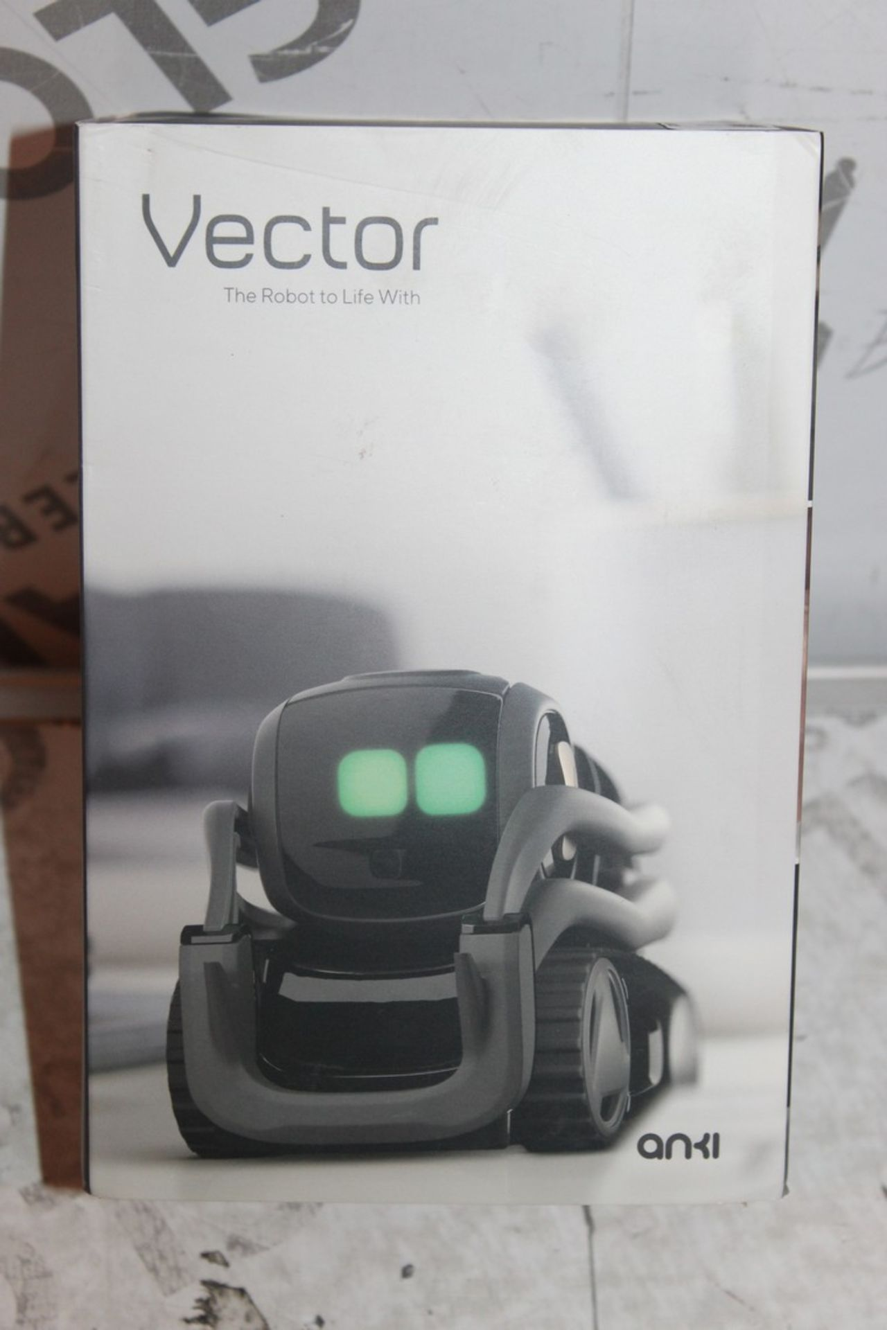 Lot 40 - Boxed ANKI VCTR, App Enabled Robotic Droid, RRP£250.00