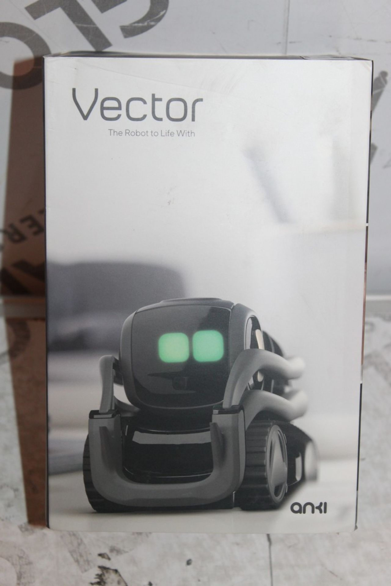 Lot 38 - Boxed ANKI VCTR, App Enabled Robotic Droid, RRP£250.00