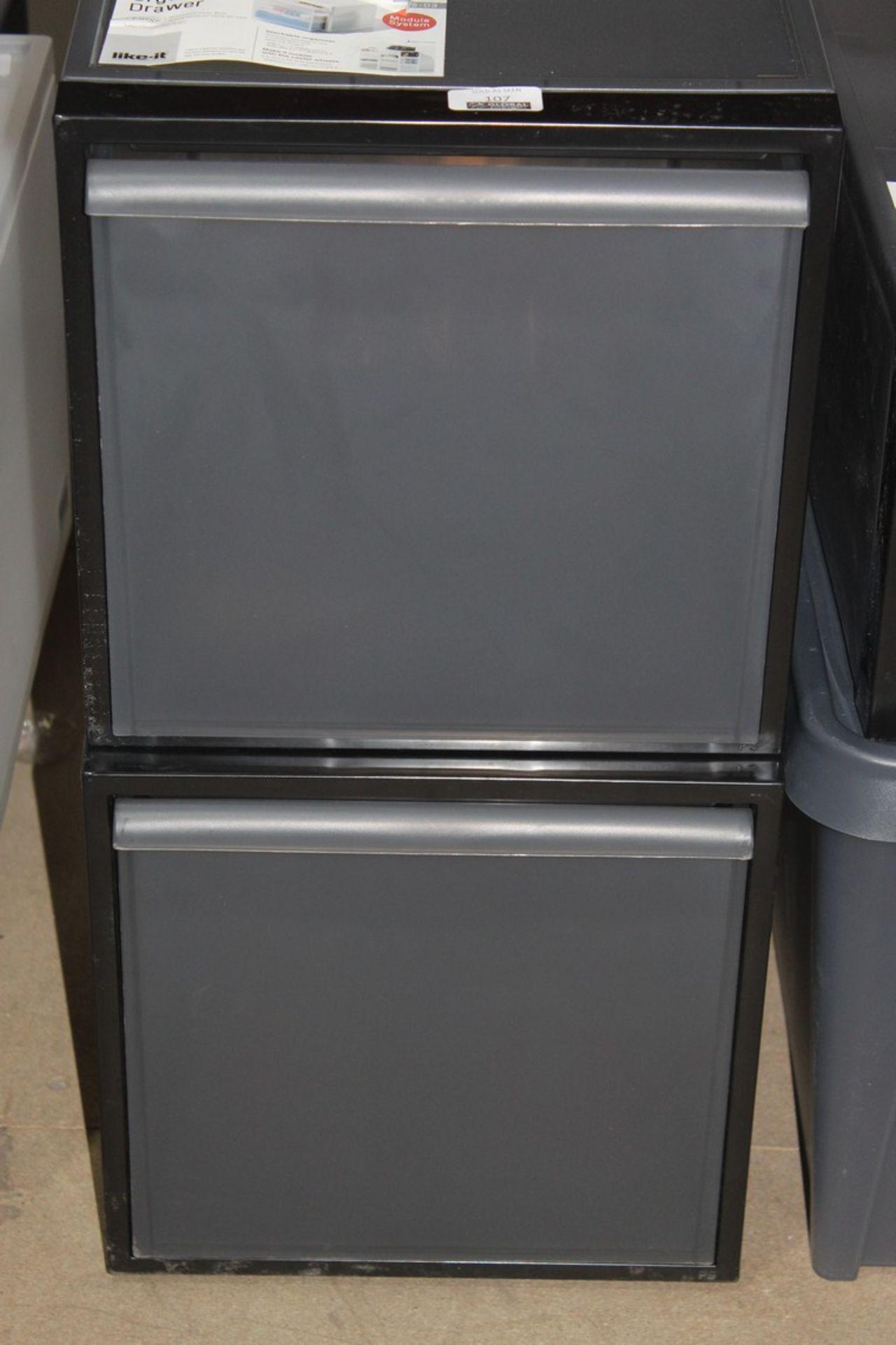 Lot 107 - Assorted Plastic Storage Units, RRP£25.00 EACH, (RET00656366) (4632090) (4585767) (4632393) (