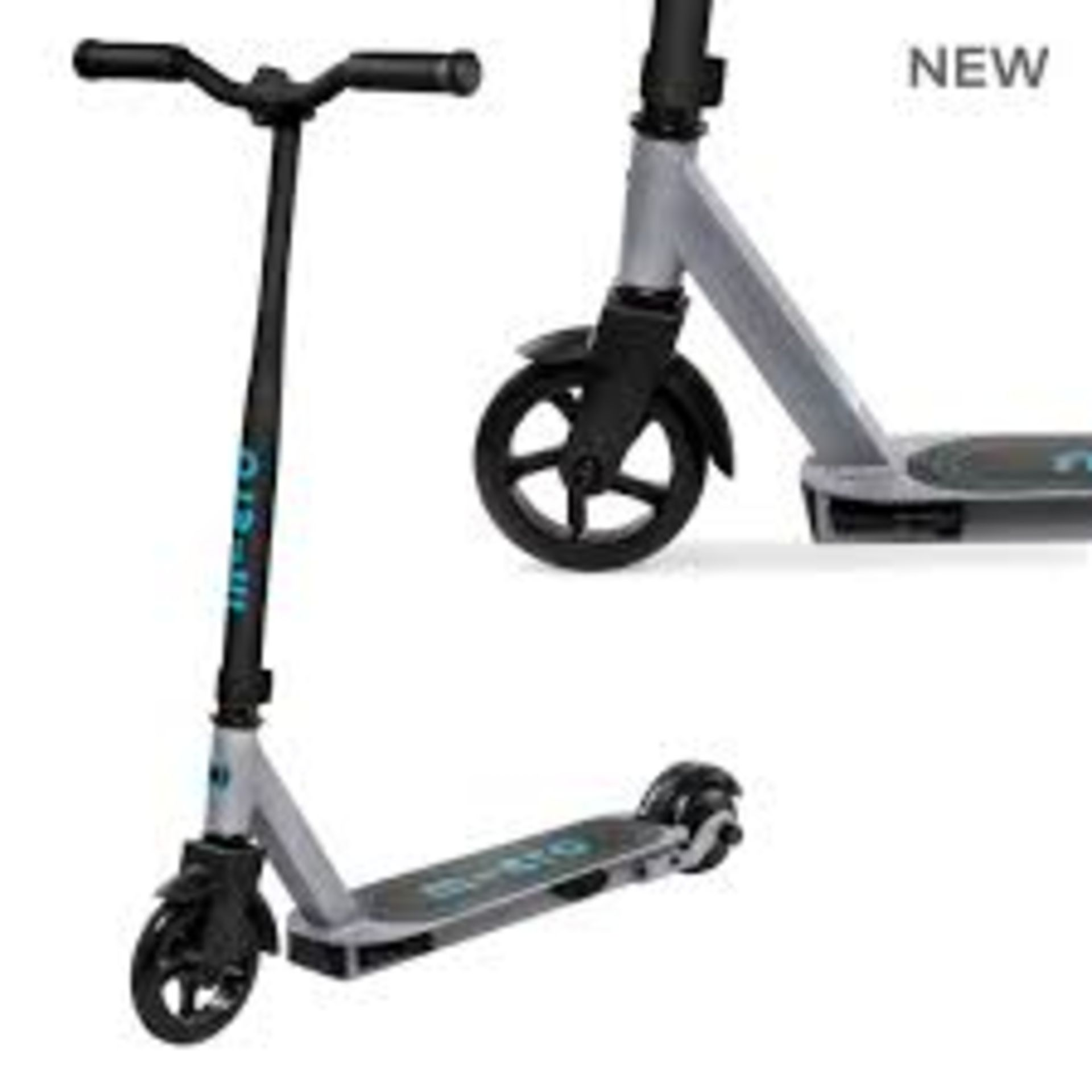 Lot 24 - Boxed Micro Sparrow Urban Freestyle, Hybrid Electric Scooter, RRP£450.00 (4684746) (Public Viewing
