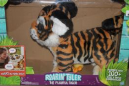 Boxed For Real Friends Rarring Tyler the Playful Tiger, Interactive Toy, RRP£100.00 (4480048) (