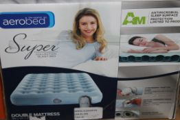 Boxed Airo Bed, Super Collection, Guest Bed, Inflatable Mattress, RRP£90.00 (4411407) (Public