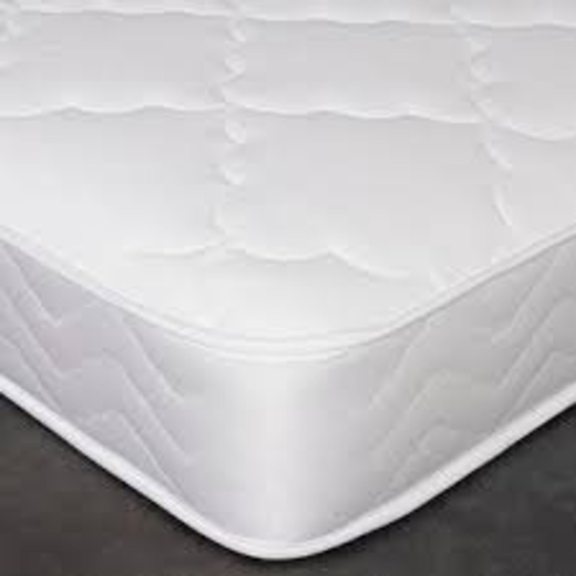 Lot 410 - Boxed Pocket Sprung 158cm King-size Mattress RRP £250 (Pallet No 173026) (Public Viewing and