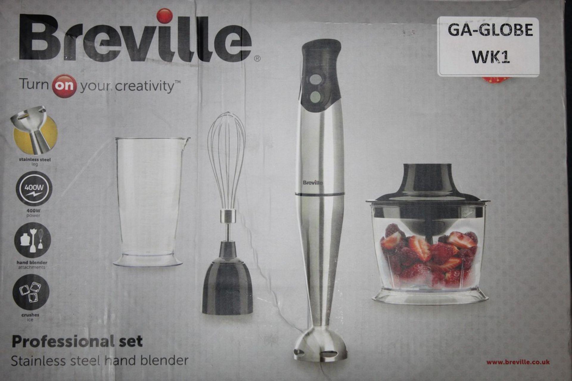 Lot 739 - Breville Professional Set, Hand Blender, RRP£40.00 (Customer-Return-Not-Tested) (Public Viewing