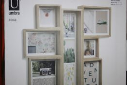 Boxed Under Edge Collage Picture Frame, RRP£50.00 (4733127) (Public Viewing and Appraisals