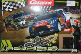 Boxed Carrera Go, Super Rally Scale Electric Sets, RRP£50.00 EACH 4547070 (4600704) (4390694) (
