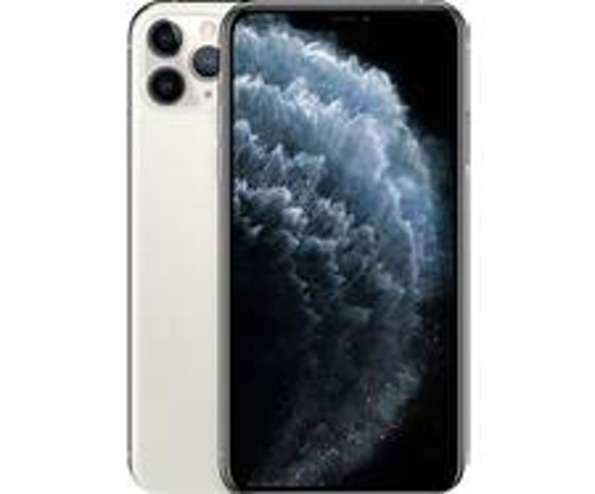 Lot 34 - Apple iPhone 11 Pro Max 256GB Silver. RRP £1300 - Grade A - Perfect Working Condition - (Fully
