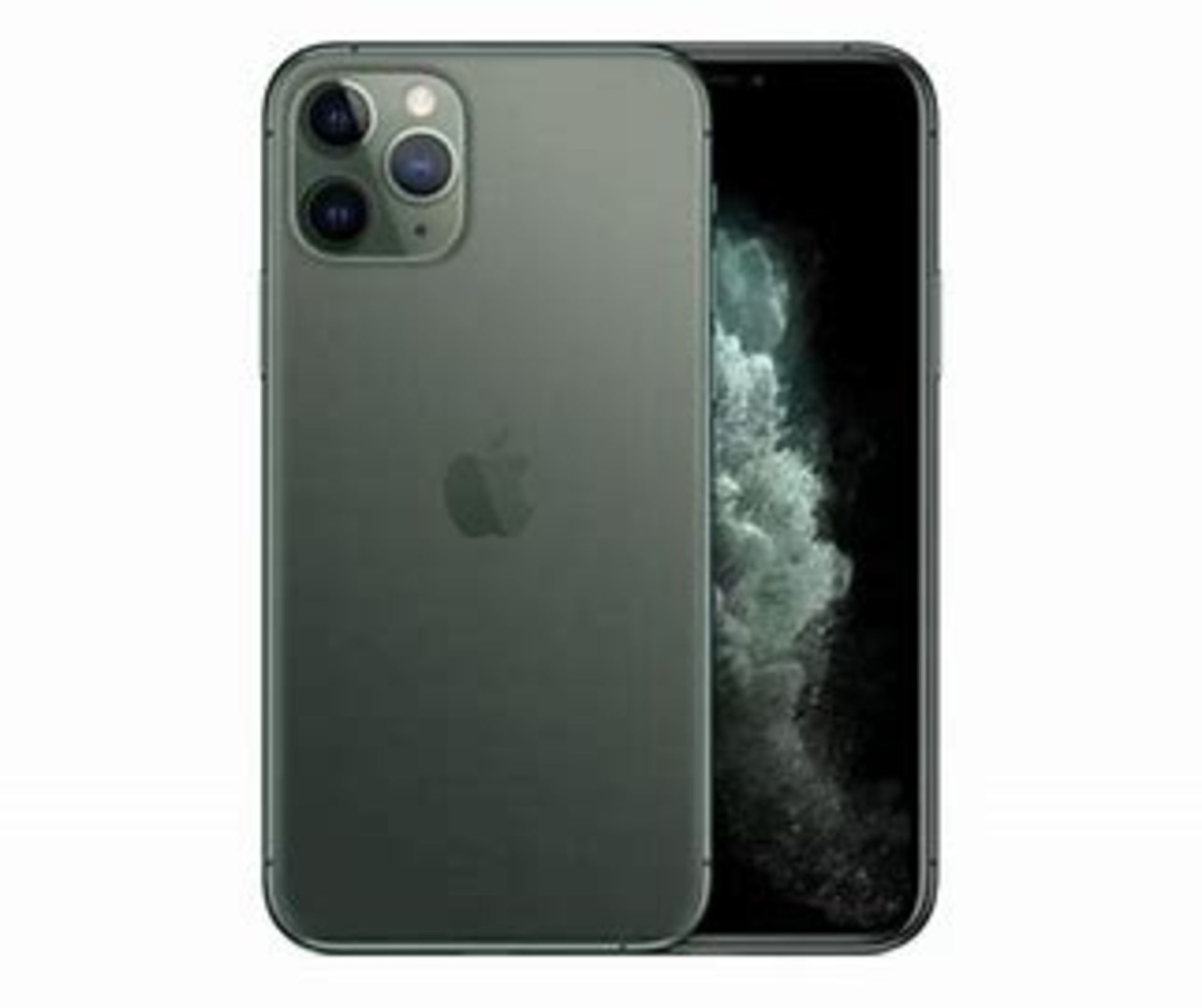 Lot 37 - Apple iPhone 11 Pro Max 64GB Green RRP £1150 - Grade A - Perfect Working Condition - (Fully