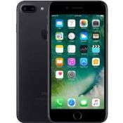 Apple iPhone 7+ 128GB Black RRP £480 - Grade A - Perfect Working Condition - (Fully refurbished