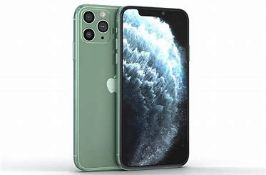 Apple iPhone 11 Pro Max 256GB Green RRP £1300 - Grade A - Perfect Working Condition - (Fully