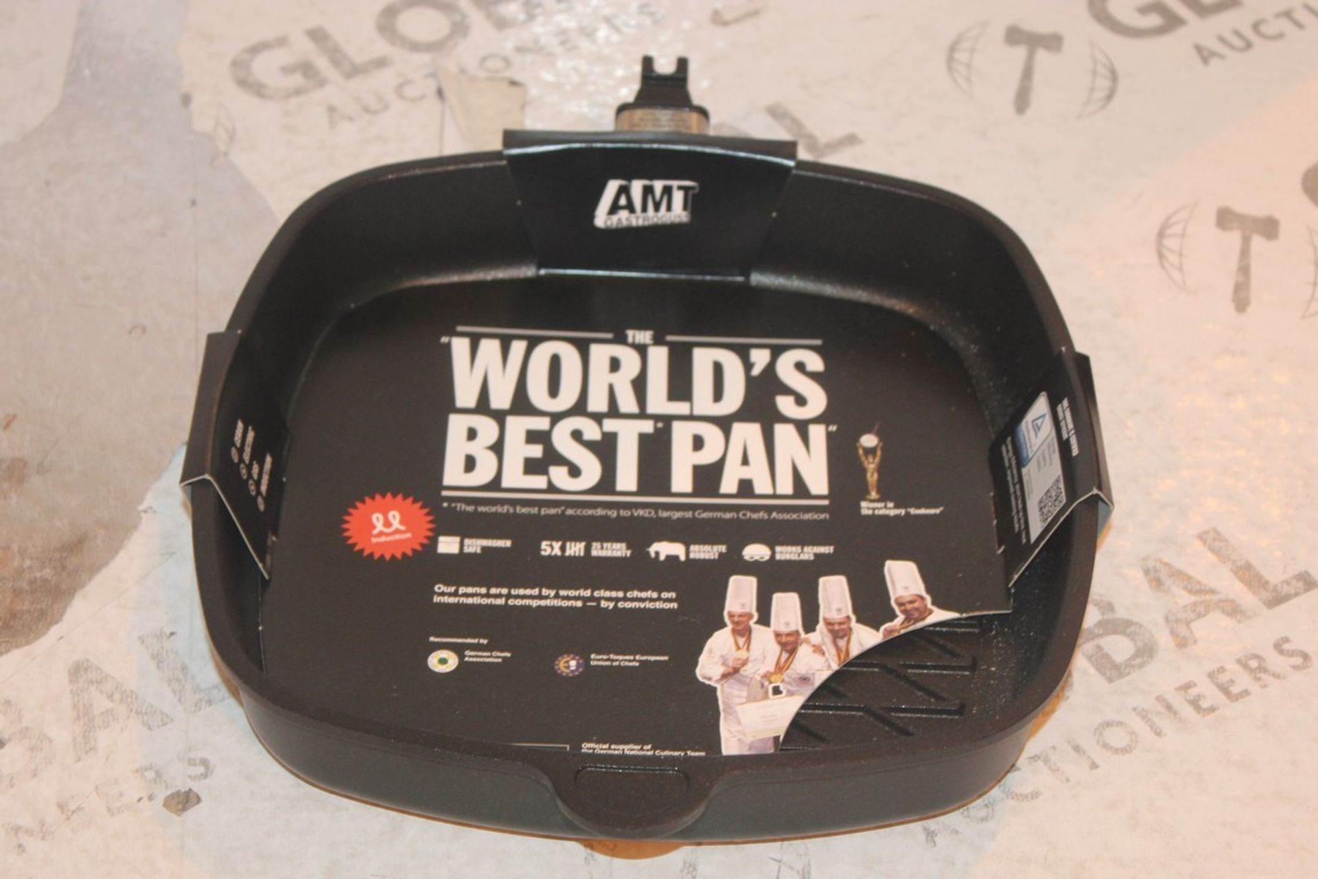 Lot 483 - Boxed The Worlds Best Skillet Pan without Handle RRP £50 (Appraisals Available Upon Request)
