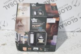 Boxed Tommee Tippee Day & Night Perfect Preparation Bottle Warming Station RRP £130 (RET01009098) (