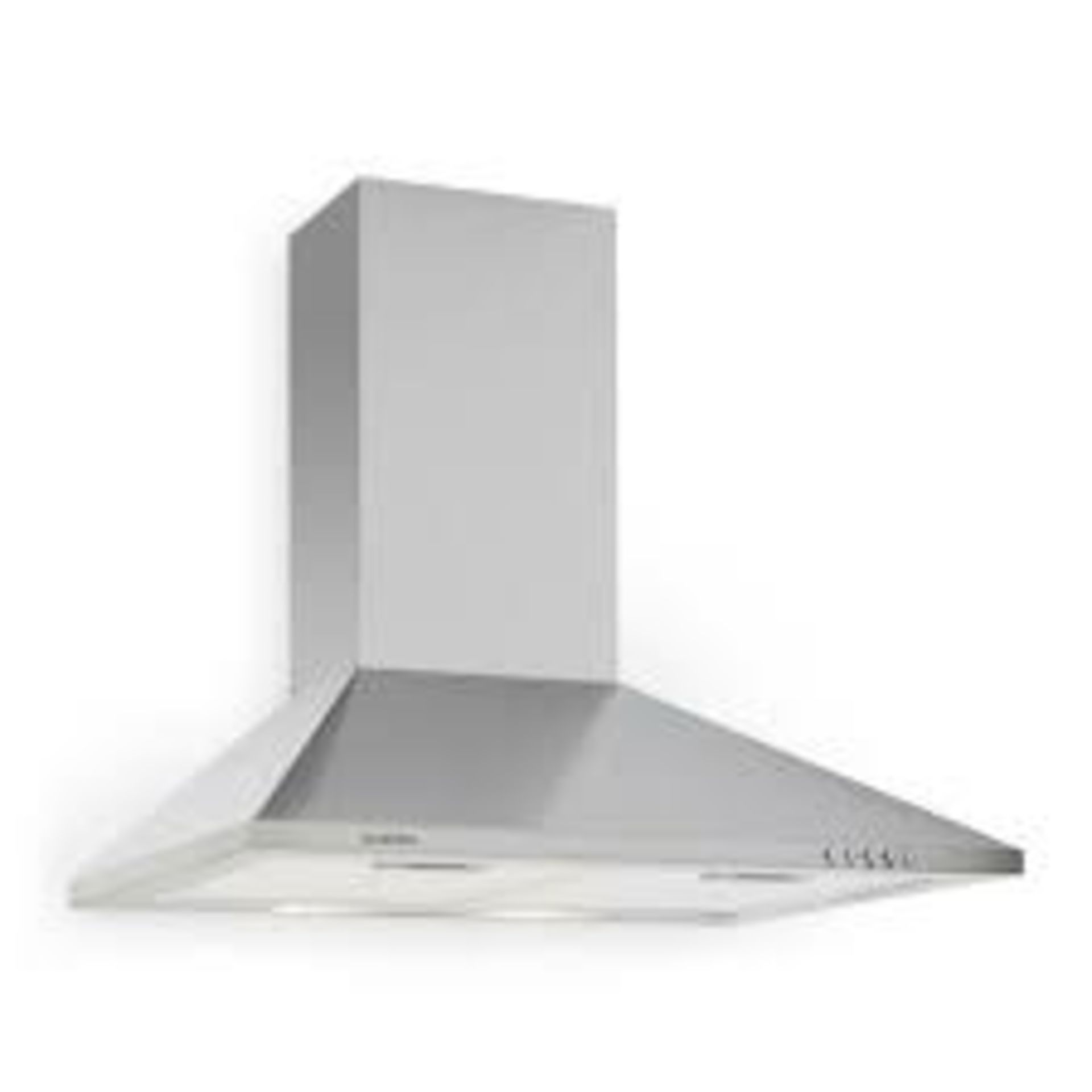Los 380 - Boxed Stainless Steel 55cm Chimney Cooker Hood RRP £50 (18561) (Appraisals Available)