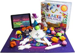 Boxed Beasts & Balance App Enable Stacking Game RRP £110 Each (Appraisals Available)