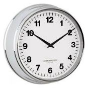 Assorted Items to Include Wall Clocks Interior Designer Wall Clock & Photo Muriels RRP £45-£50