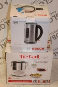 Lot to Contain 2 Assorted Items, Tefal Convience S